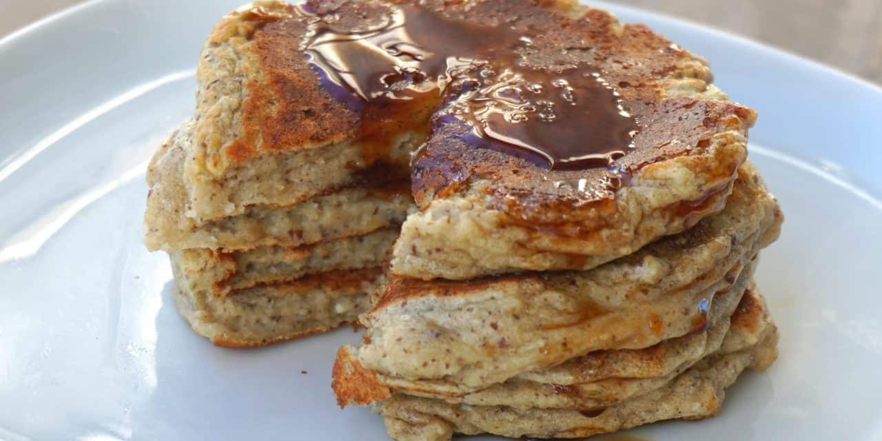 Protein Vegan Pancakes