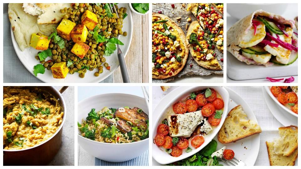 Protein Vegetarian Meals – 22 High-Protein Vegan Meals